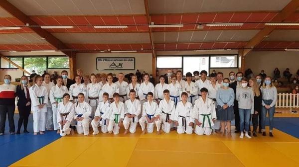 Coupe départementale Cadet(te)s